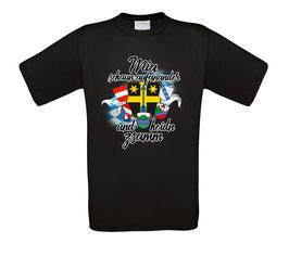 "Classics Shirt ""Mia hoidn zsamm"""