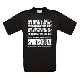 """Classics Shirt """"Sportschütze"""""""