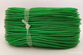 Cordón plástico con alma verde
