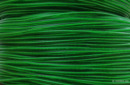 Cordón plástico con alma verde de 4.6 mm