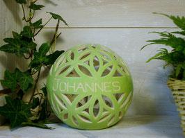 Namenslampe JOHANNES