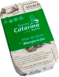 Thunfisch mit Basilikum - Santa Catarina