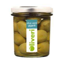Oliveri - Grüne Oliven in Salzlake