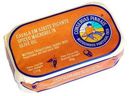 Makrelen pikant in Olivenöl - Pinhais