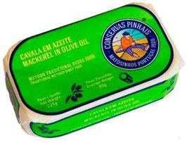 Makrelen in Olivenöl - Pinhais