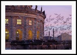 Berlin, Bodemuseum - Fine Art Print