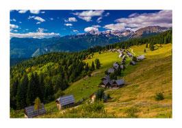 Triglav Nationalpark Slowenien - Fine Art Print