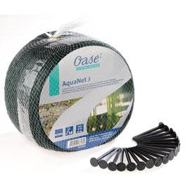6 x 10 m Teich-und Laubschutznetz Oase AquaNet Teichnetz 3