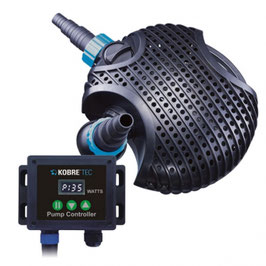 15000L/H G-Serie KOBRE®TEC Regulierbare Teichpumpe