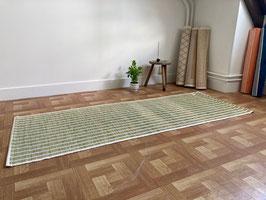 Tapis de méditation herbe sacrée