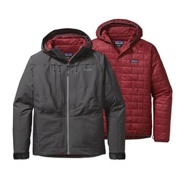 Patagonia 3-in-1 River Salt Jacket