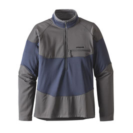 Patagonia Men's Long-Sleeved R1™ Field 1/4-Zip