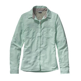 Patagonia Women's Long-Sleeved Sol Patrol™ Shirt