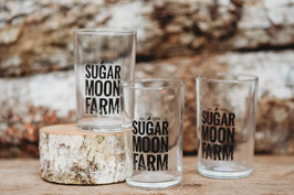 Sugar Moon Glass Tumbler