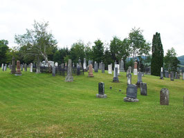 Earltown Village Cemetery Tour