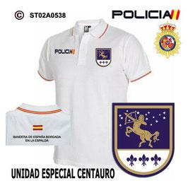 POLOS POLICIA NACIONAL: CNP - UPR / UNIDADES PREVENCION Y REACCION / MADRID.