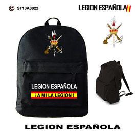 MOCHILA LEGION ESPAÑOLA