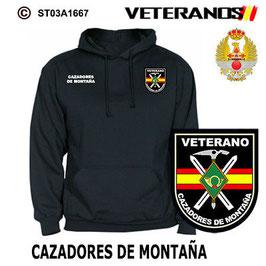 Sudadera Veterano - Cazadores De Montaña
