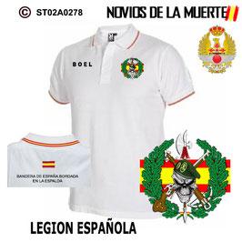 Polo Técnico: NOVIOS DE LA MUERTE - Legión Española