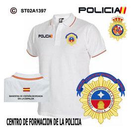 POLOS POLICIA NACIONAL: CNP - CENTRO DE FORMACION DE LA POLICIA / AVILA