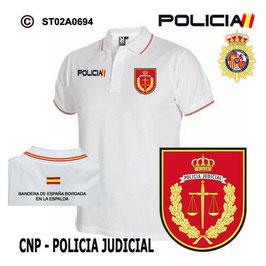 POLOS POLICIA NACIONAL: CNP - UEC / UNIDAD ESPECIAL DE CABALLERIA