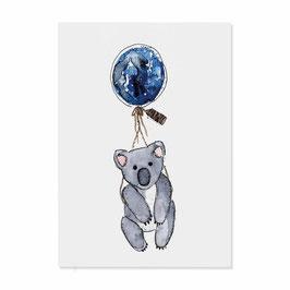 """Postkarte """"Koala"""""""