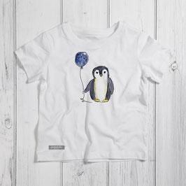 "Kinder T-Shirt ""Pinguin"""