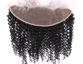 Brazilian Lace Frontal - Kinky Curly
