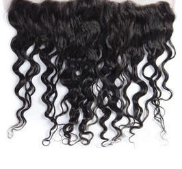 Brazilian Lace Frontal - Natural Wavy