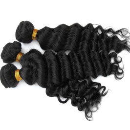 Peruvian Hair Weft - Deep Wave
