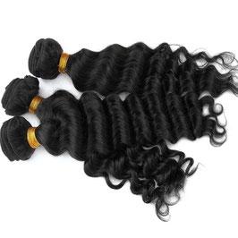 Peruvian Hair Weft - Deep Wave