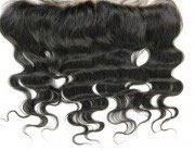 Peruvian Lace Frontal - Deep Wave