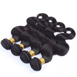 Malaysian Hair Weft - Deep Wave