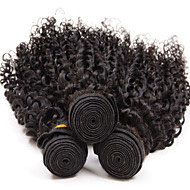 Brazilian  Hair Weft - Kinky Curly