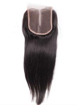 Peruvian Full Lace Hair Closure - Straight