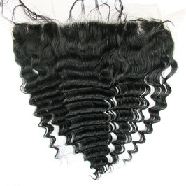 Brazilian Lace Frontal - Deep Wave