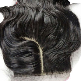 Brazilian Silk Base Lace Closure - Deep Wave