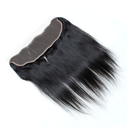Peruvian Lace Frontal - Straight