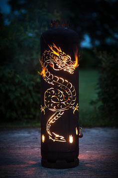 Feuerstelle DRACHE chinesisch