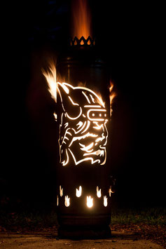 Feuerstelle WIKINGER