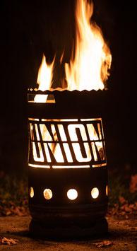 kleine Feuertonne 1. FC Union