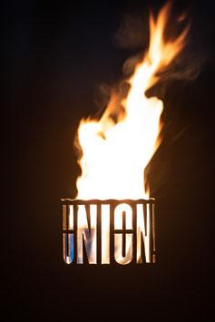 kleine Gartenfackel 1.FC Union