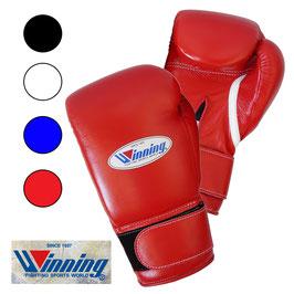 ボクシンググローブ 10オンス マジックテープ式 プロフェッショナルタイプ Winning 受注生産 納期6ヶ月