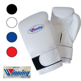 ボクシンググローブ 16オンス マジックテープ式 プロフェッショナルタイプ Winning 受注生産 納期6ヶ月