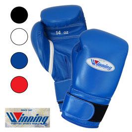 ボクシンググローブ 14オンス マジックテープ式 プロフェッショナルタイプ Winning 受注生産 納期6ヶ月