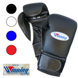 ボクシンググローブ 12オンス マジックテープ式 プロフェッショナルタイプ Winning 受注生産 納期6ヶ月