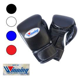 ボクシンググローブ 8オンス マジックテープ式 プロフェッショナルタイプ Winning 受注生産 納期6ヶ月