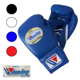 ボクシンググローブ 10オンス ひも式 プロ試合用 Winning 受注生産 納期6ヶ月