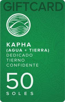 Gift Card Kapha 50