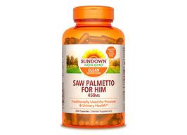 Saw Palmetto (serenoa repens) - Frasco x 250 cápsulas